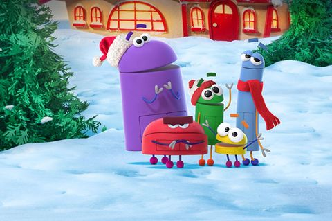 a storybots christmas netflix stream now - Best Christmas Movies Netflix