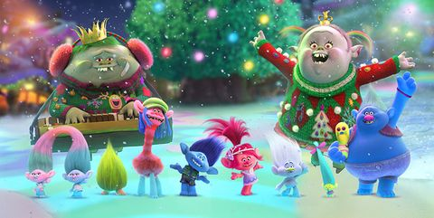 trolls holiday special netflix - Best Netflix Christmas Movies