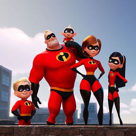 Best Kids Movies on Netflix - Incredibles 2