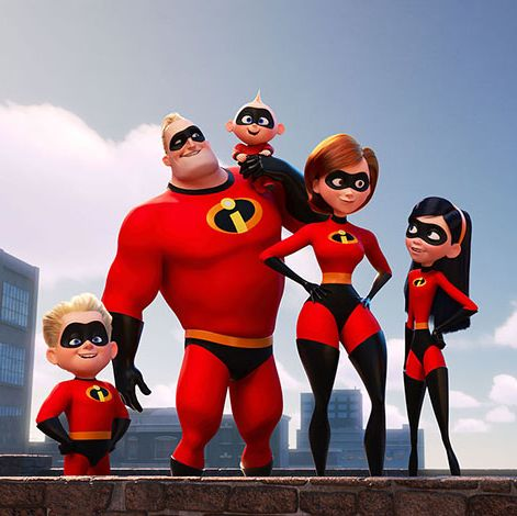 Mother's Day Movies - Incredibles 2