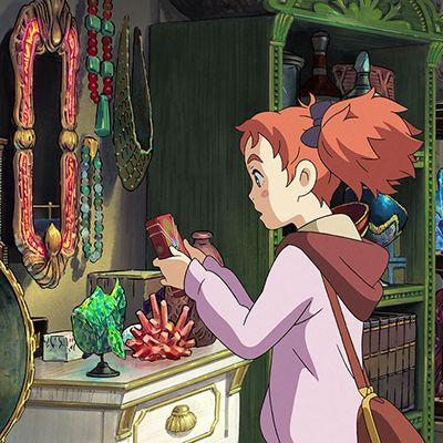 Best Kids Movies on Netflix - Mary and the Witch's Flower
