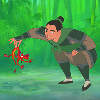 Best Kids Movies on Netflix - Mulan