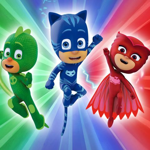 Netflix Kids Shows - PJ Masks