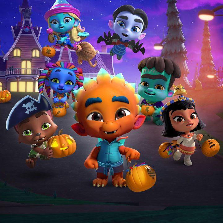 Netflix Kids Shows - Super Monsters