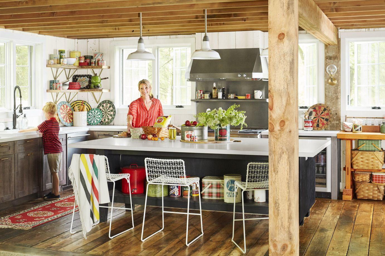 9 Best Kitchen Design Ideas   Pictures of Country Kitchen Decor