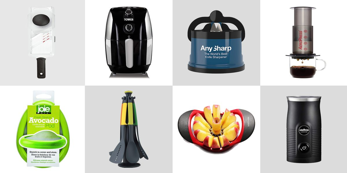 Must-Have Kitchen Gadgets For Making Weeknight Cooking 10 Times More Fun (And Easy)