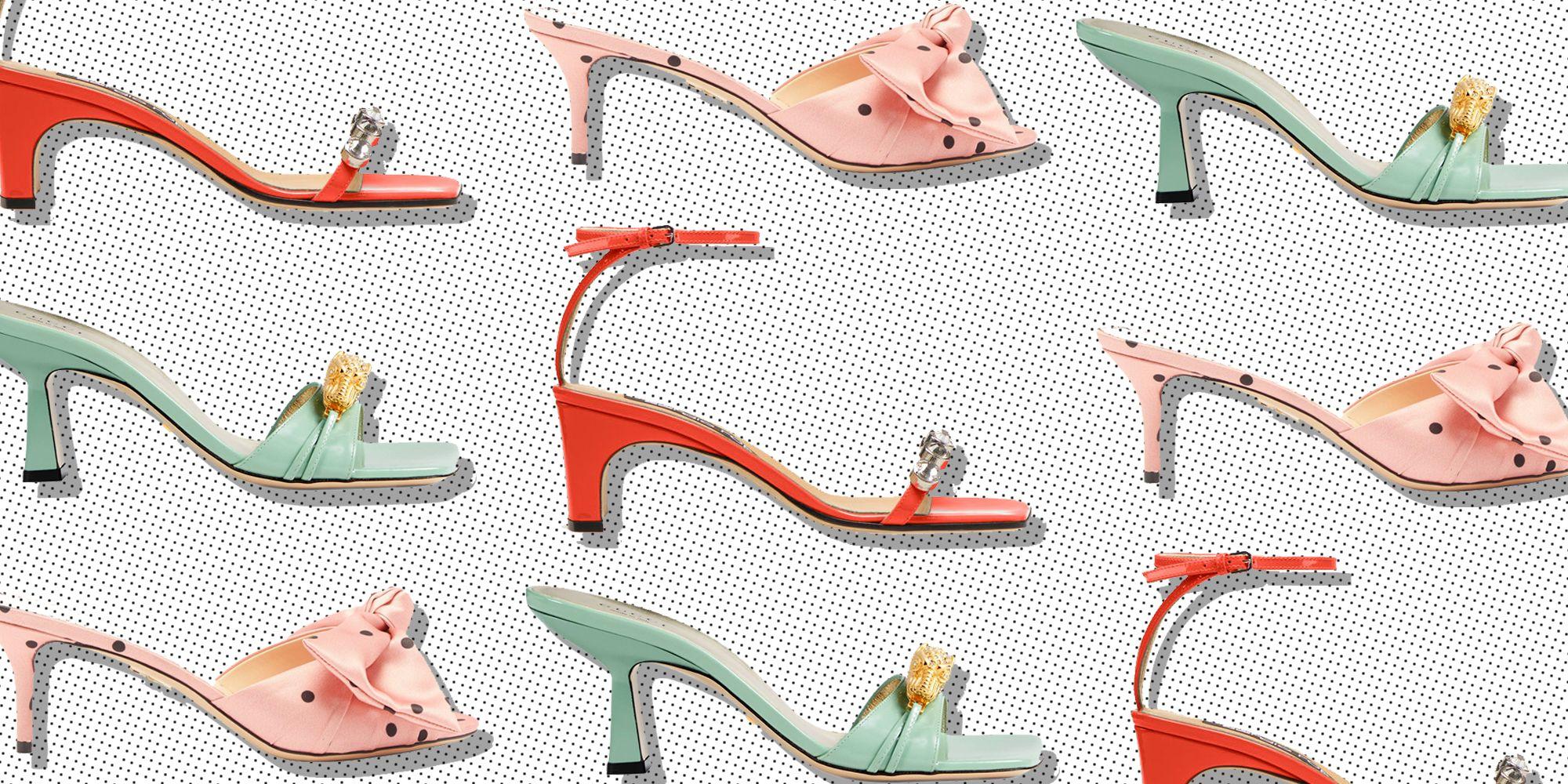 The Best Kitten Heels For Women Who
