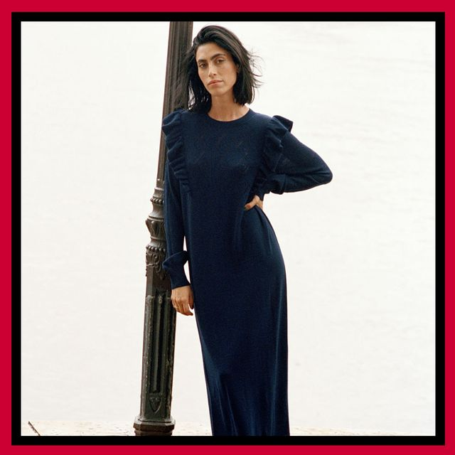 best knitted dress