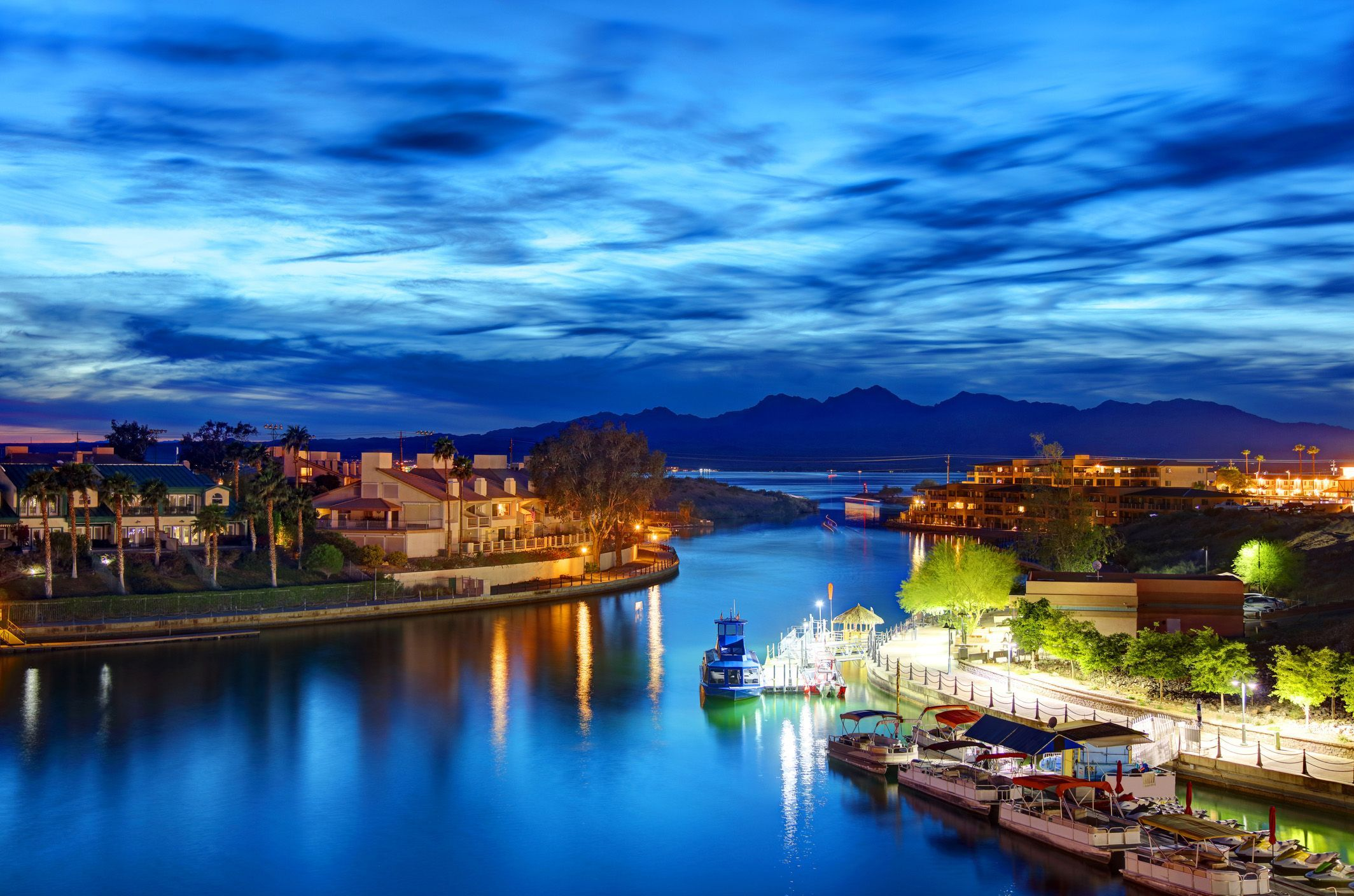 The Most Picturesque Lake Towns in the United States