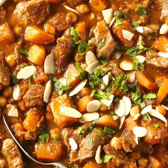 best lamb tagine recipes