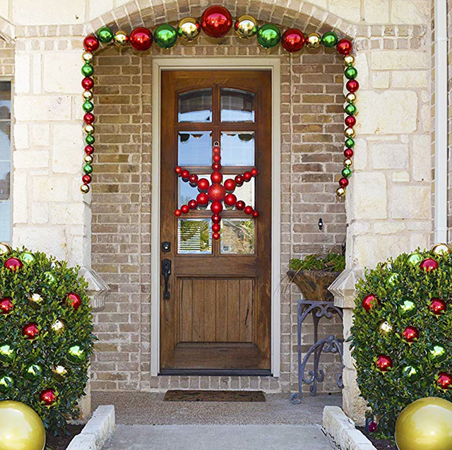 7 Best Large Christmas Ornaments Giant Outdoor Holiday