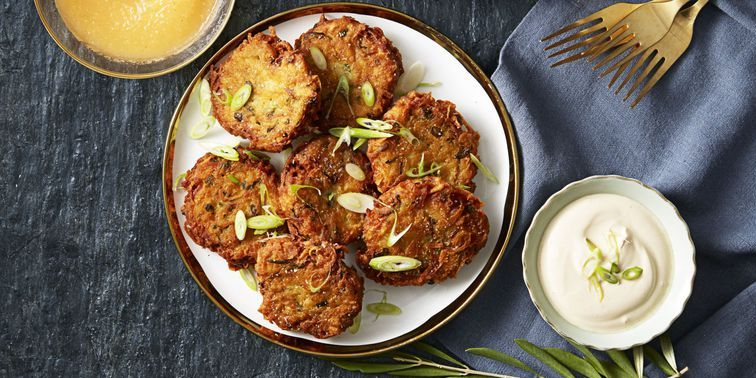 10 Latke Recipes That Will Take Your Hanukkah to the Next Level