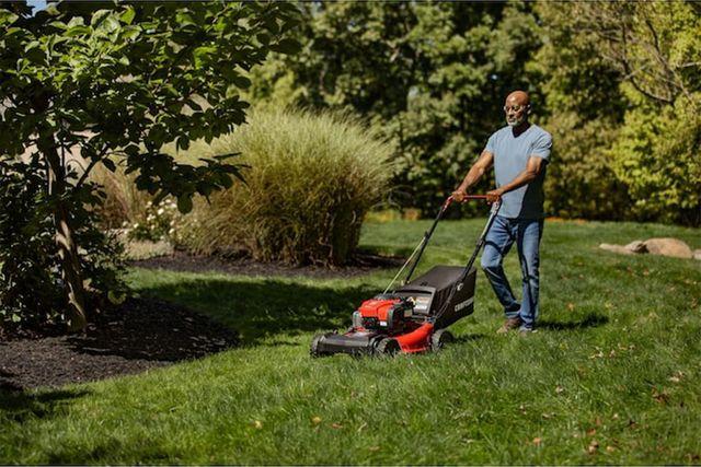 craftsman m220 self propelled lawn mower
