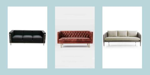 15 Best Leather Sofas to Buy in 2020 - The Best Leather Couches