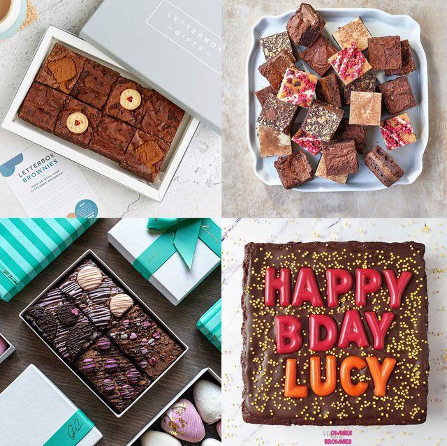 best letterbox brownies