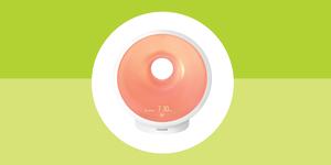 light alarm clocks