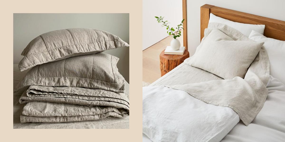 Best Linen Sheets 2021 Comfortable, Linen Bed Sheets Queen Size