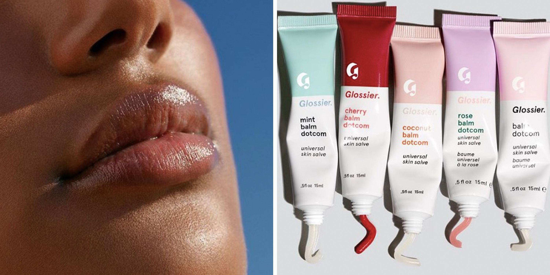 Best lip balm - Glossier