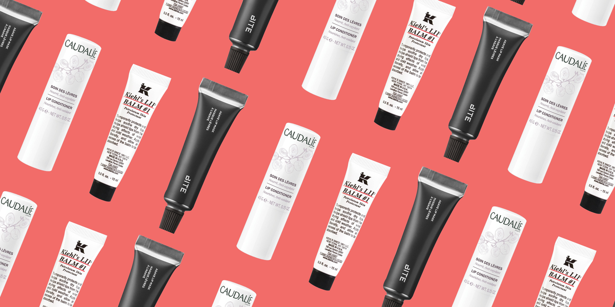 The Only Lip Balms Worth Buying to Heal Your Dry, Chapped Lips
