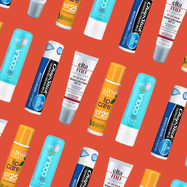 927711158e85 11 Best Lip Balms with SPF 2019 - Moisturizing Lip Sunscreens