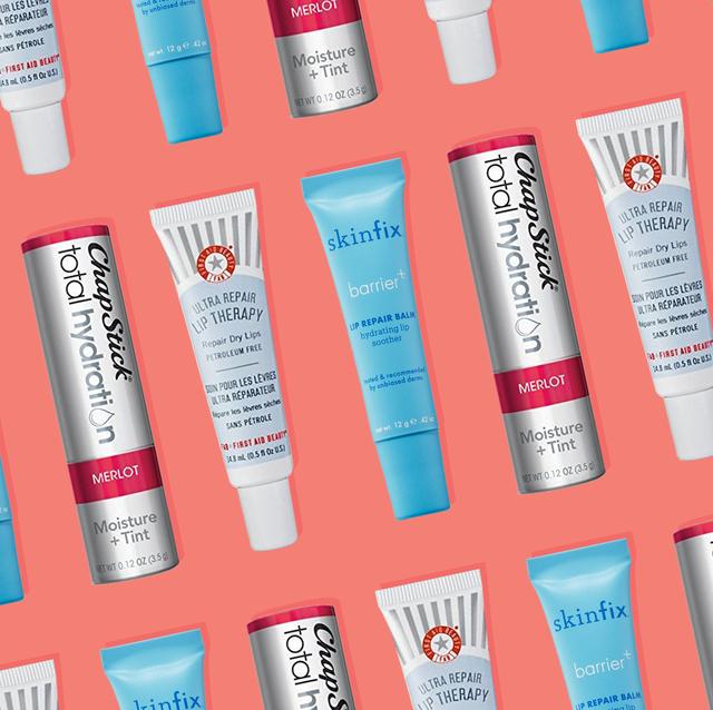 best lip balms and moisturizers