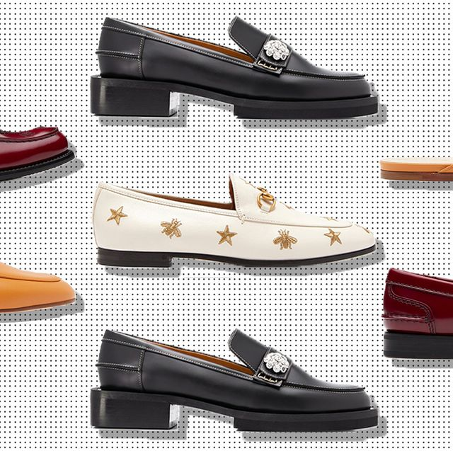 The Best Women's Loafers To Put You On That Gucci Flex