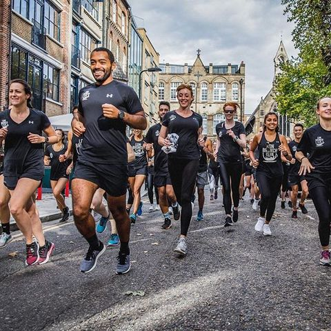 Best London Run Clubs