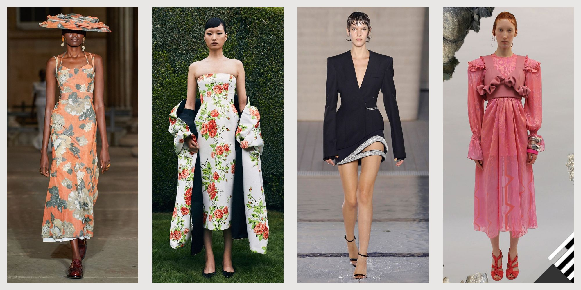 The Best Looks Of London Fashion Week Spring Summer 2022