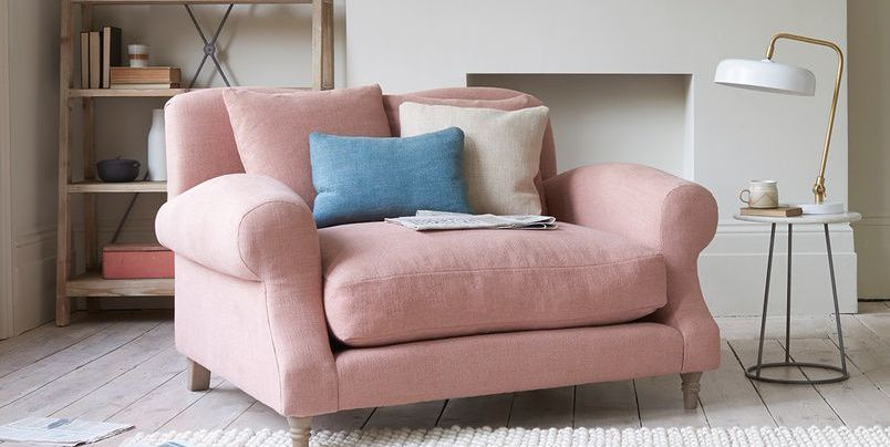 19 best loveseats for saving space or snuggling up