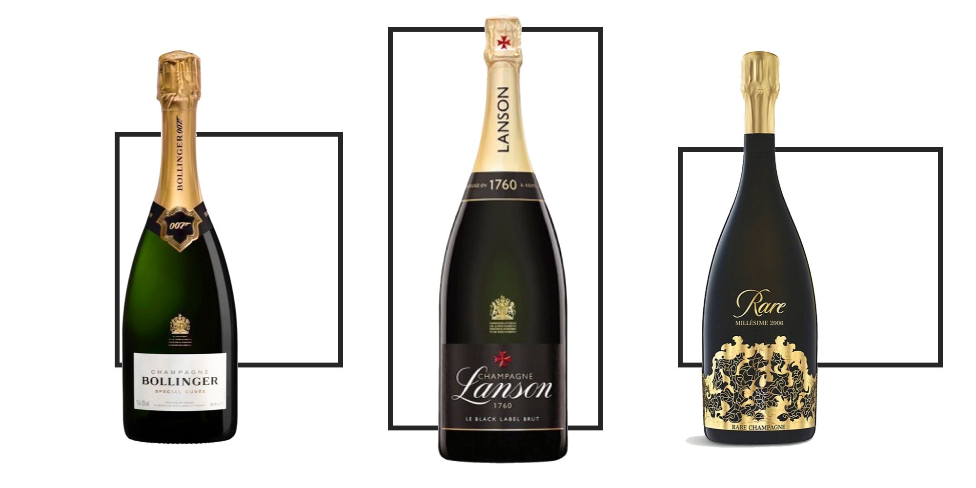 The best luxury champagne for the festive season