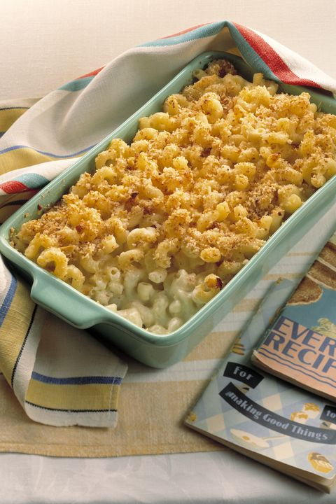 Mac and Cheese with Three Cheeses