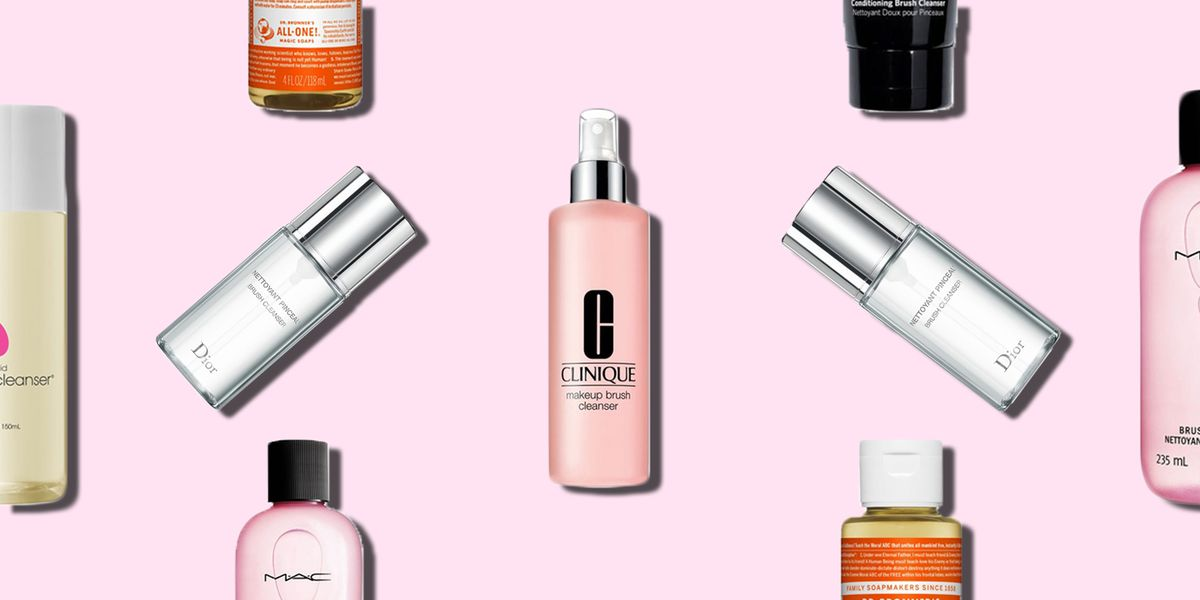 Best Makeup Brush Cleaners 11 Make Up