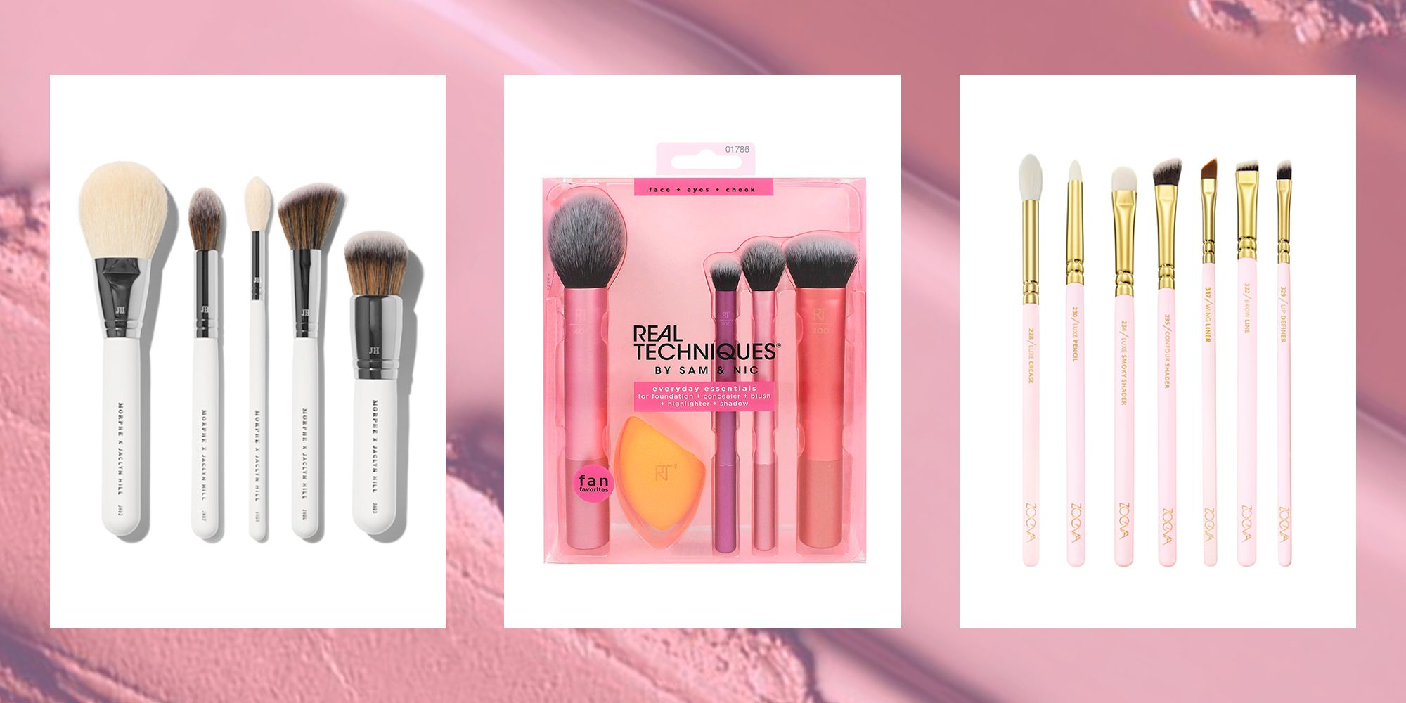Best Makeup Brushes 2020 - 8 Sets Our