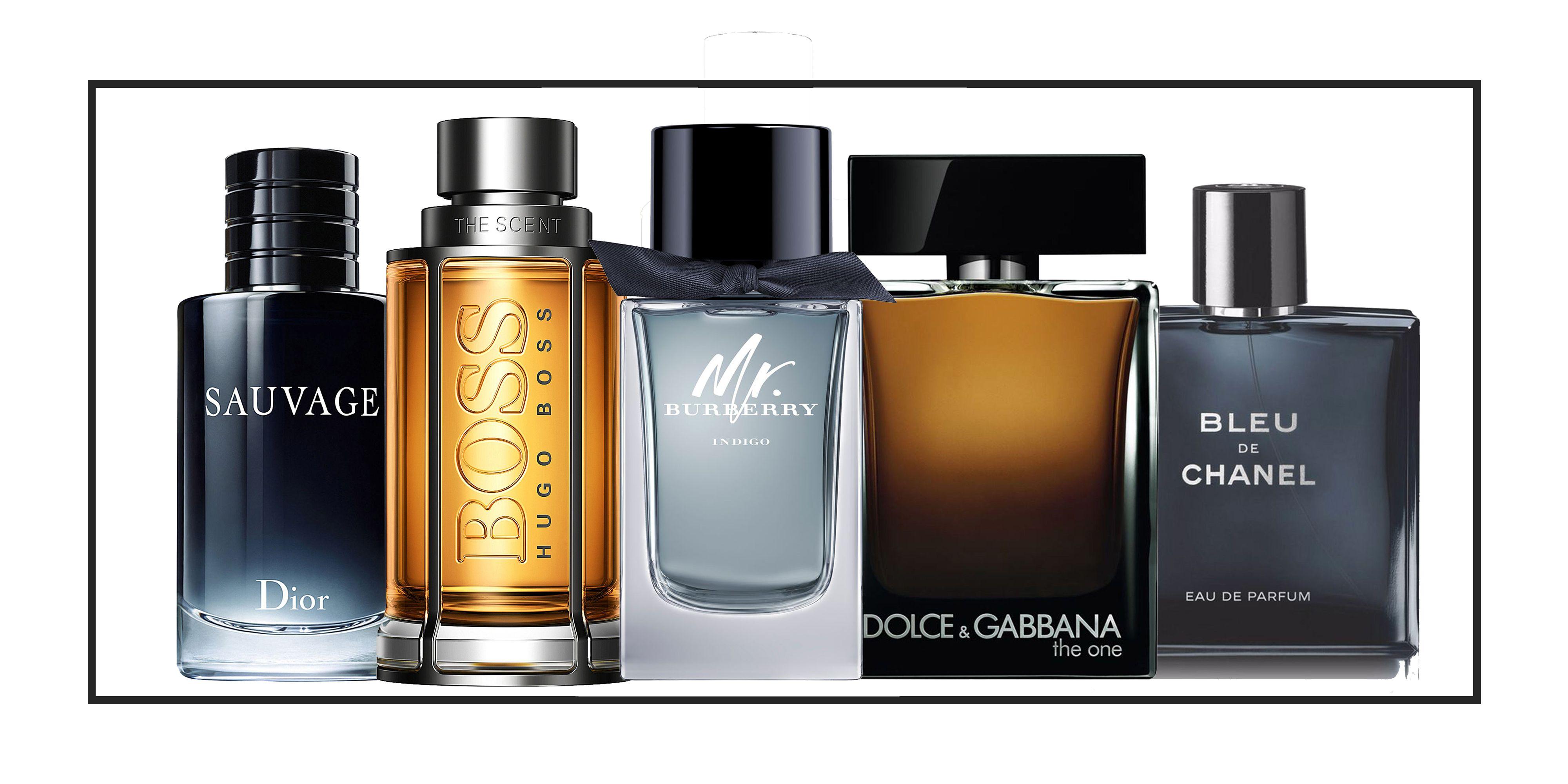 Best male fragrances