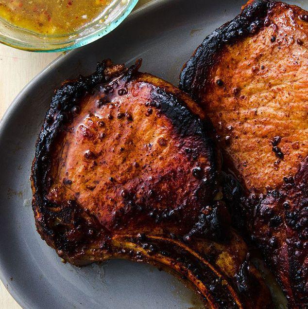 marinade  rub recipes