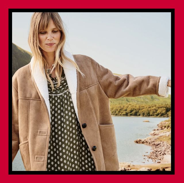 marks and spencer coats