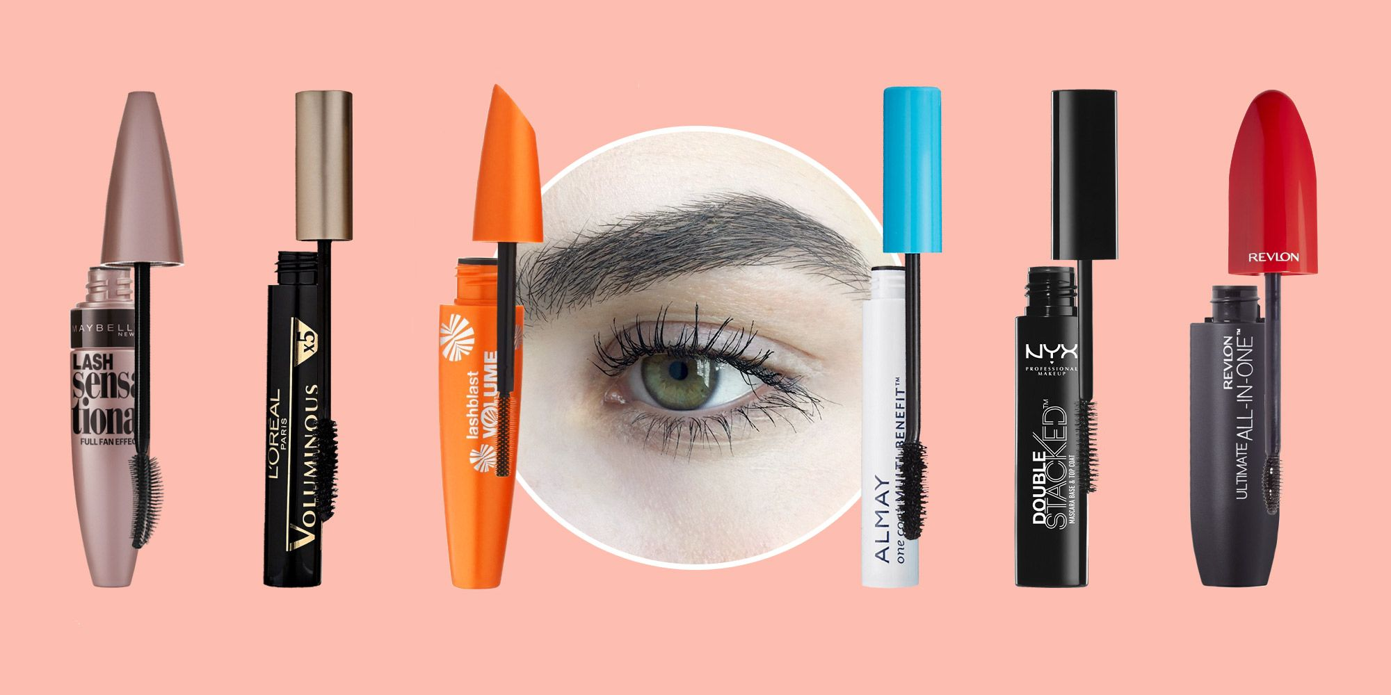 We Tested The 6 Best Drugstore Mascaras Best Cheap Mascara