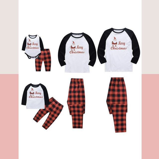 Christmas Family Pajama.Best Matching Family Christmas Pyjamas Family Christmas