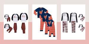 Best matching family Christmas pyjamas