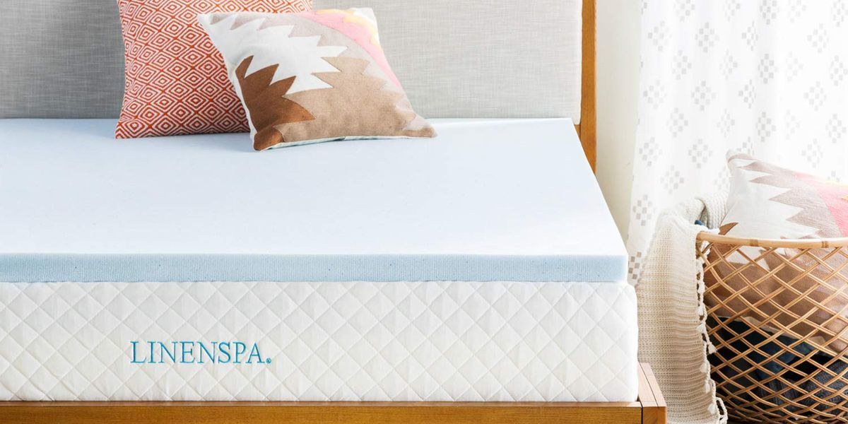 7 Best Mattress Toppers Amp Pads For 2019 Memory Foam