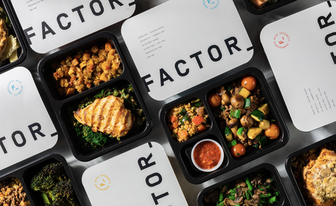 best meal delivery services  factor