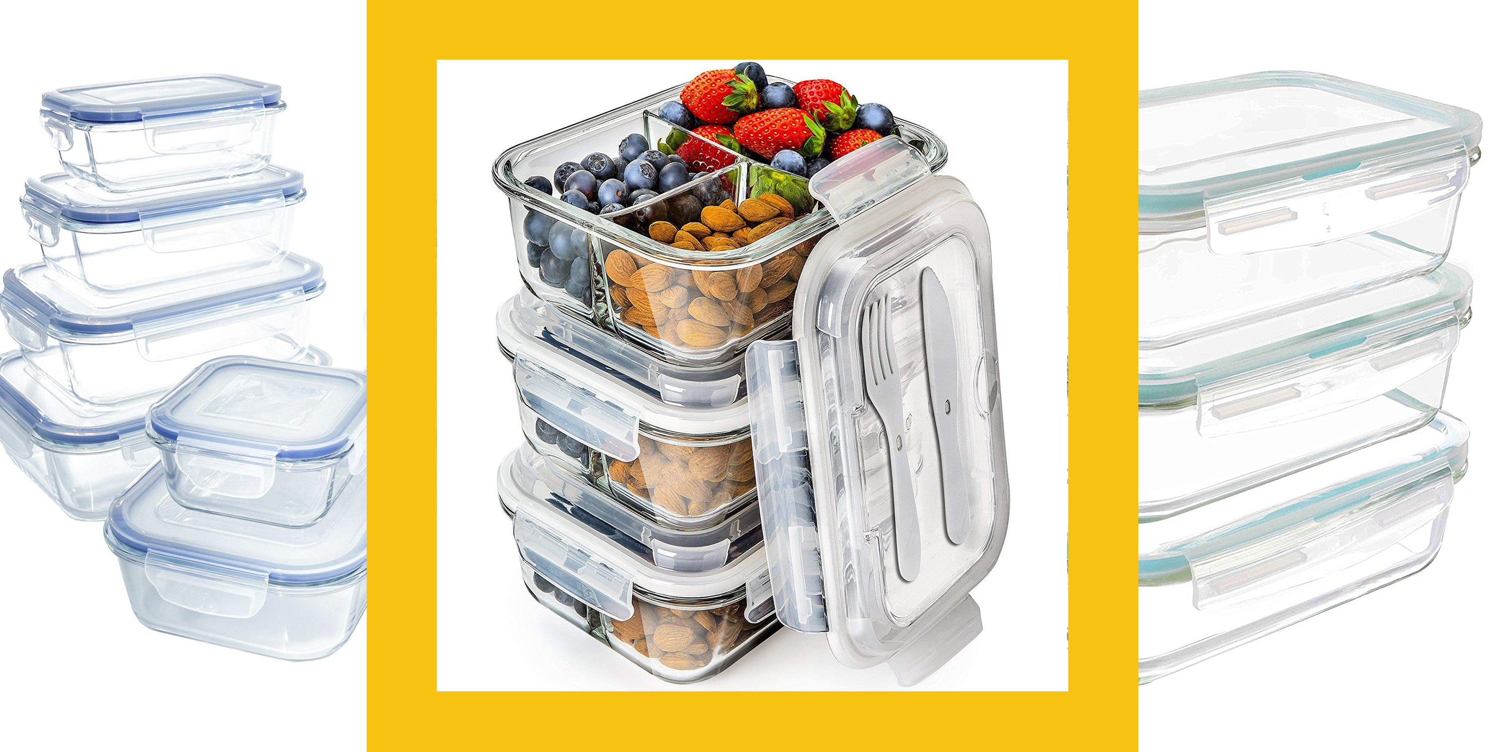 The Best Meal Prep Containers for Food Storage, According to a Registered Dietitian