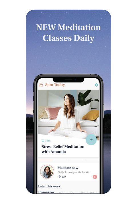 best meditation apps Journey: Meditation Classes
