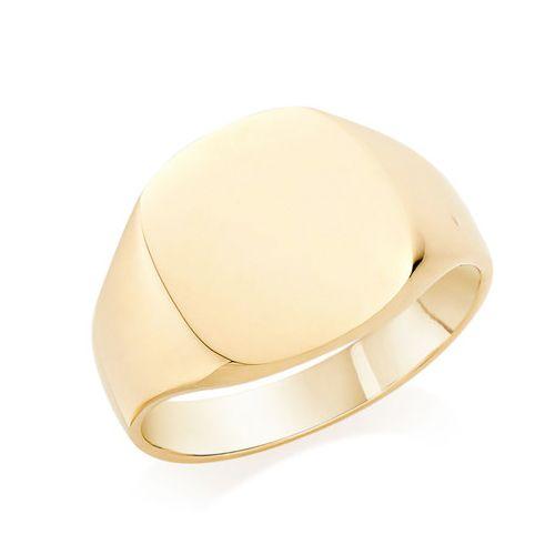 best men's signet rings beaverbrooks