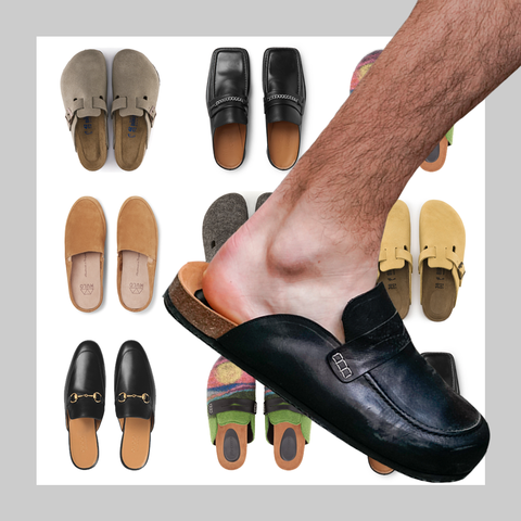 Clogs Are For Life, Not Just For Lockdown | Esquire