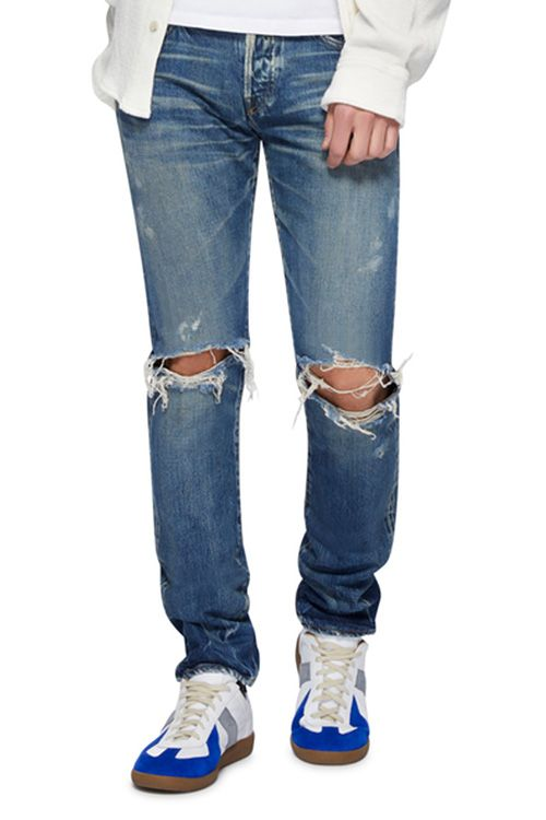 00911ddcf37 The Best Mens Jeans in Every Style for Fall 2018 - Best Jeans for Men