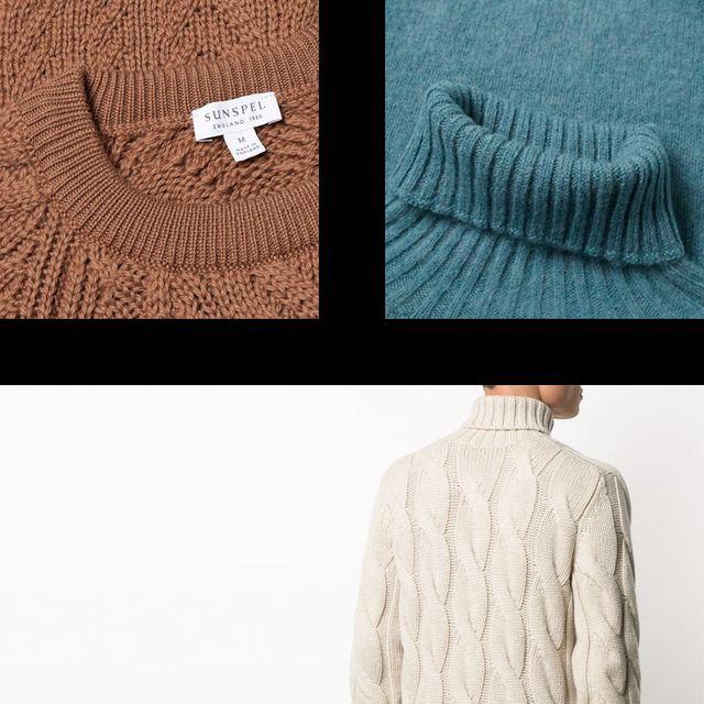 best mens knitwear