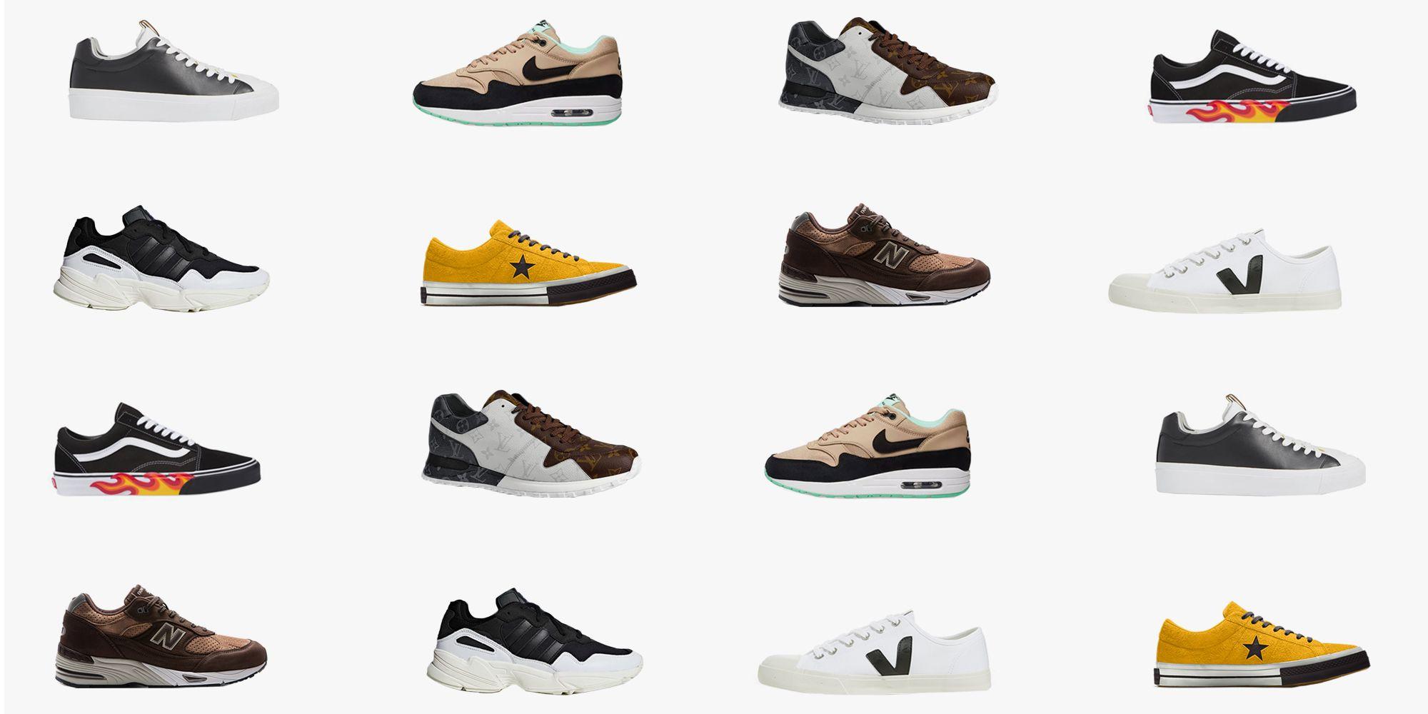 Mens Fashion Sneakers |