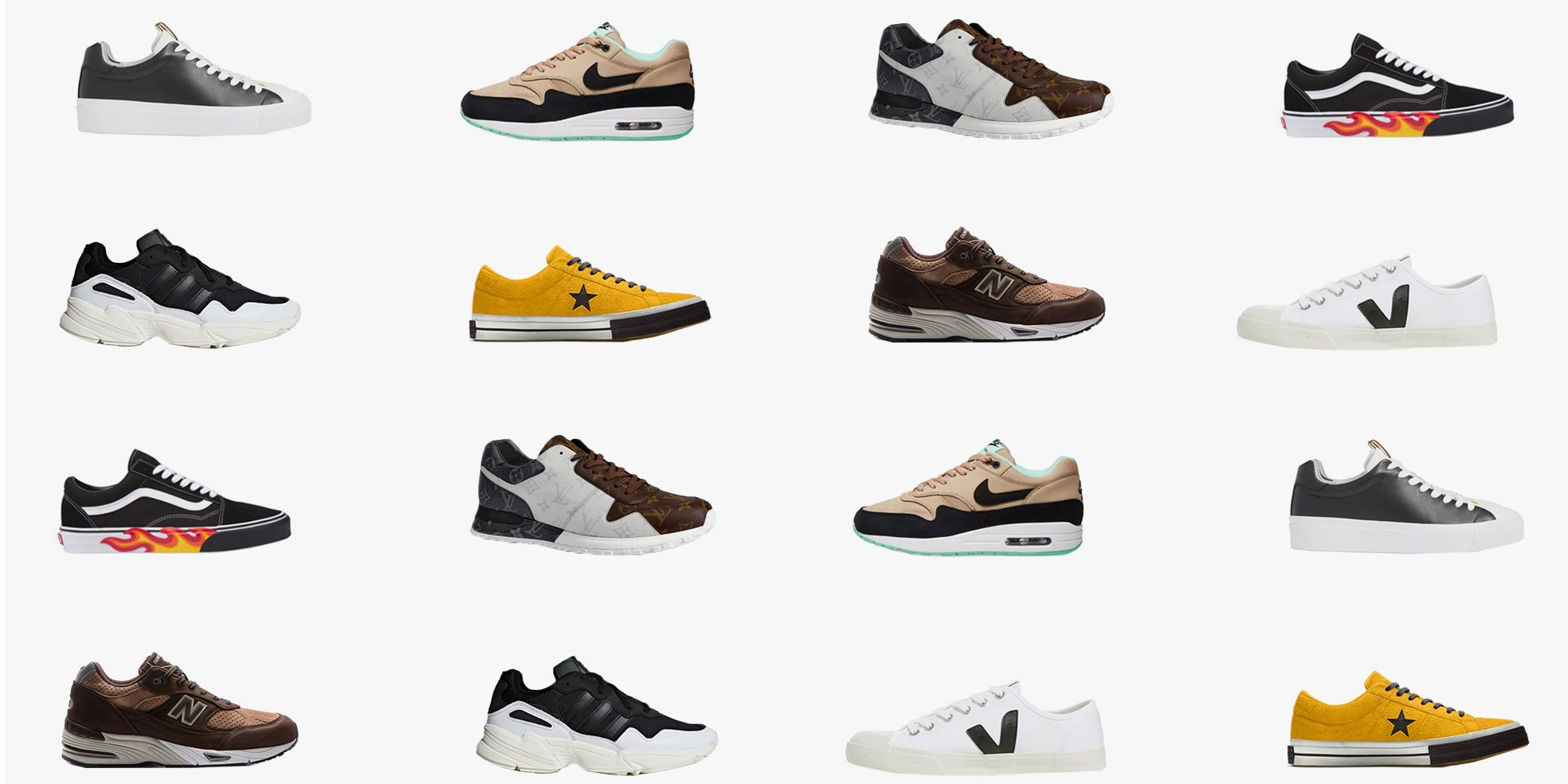 11 Best Mens Sneakers For 2018 Stylish Casual Sneakers For Men