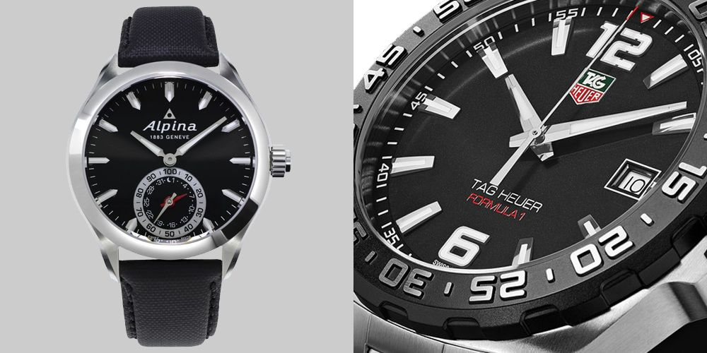 Best 11 Men's Watches Under £1000 You Can Buy In 2020 | Esquire